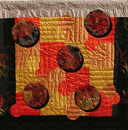 Hand Quilting ~ Bits & Pieces, with Barbara Dunsmoor