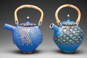 Dina Gewing, Teapot Maker