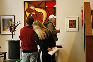 Art in the Redwoods, photo credit: Barbara Pratt, 2008
