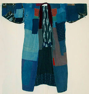 Riches from Rags: Japanese Country Textiles