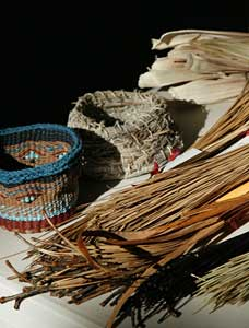 Gerda Randolph: Pine Needle Basket Making
