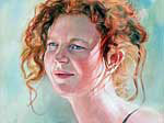 Watercolor Portraits, with Myrna Wacknov