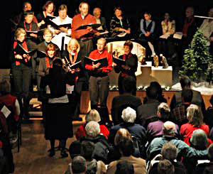 Festival of Nine Lessons and Carols, Gualala Arts Center