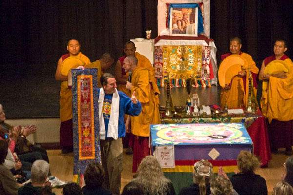 Tibetan Buddhist Monks, May, 2011