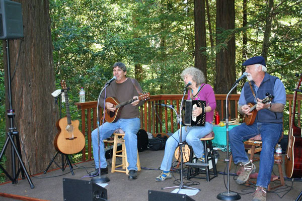 Art in the Redwoods Festival, Gualala Arts Center, August, 2012