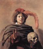 Frans Hals, Youth with a Skull