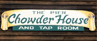 Pier Chowder House and Tap Room