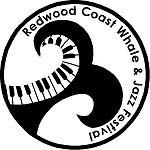 Redwood Coast Whale and Jazz Festival logo
