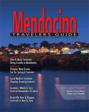 2015 Whale and Jazz Festival - Mendocino Guide