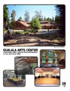 Gualala Arts Rental packet