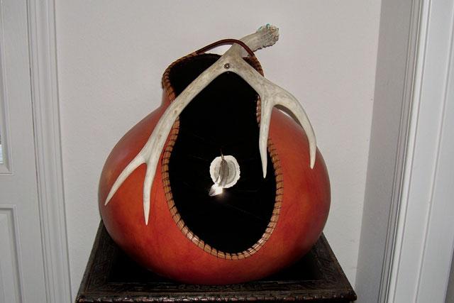 Gourd by Barbara Fast