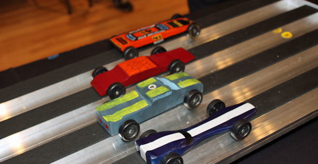 "5th Annual ""Summernationals"" Pinewood Derby Races"