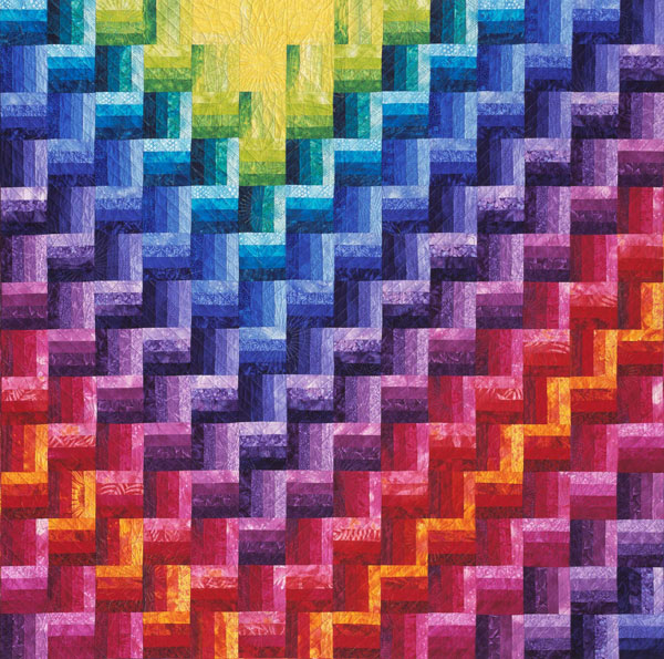 Quilt by Joen Wolfrom