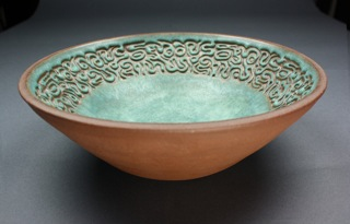 ceramic bowl by Barbara Tocher