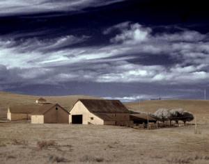 Barn, photo by Bill Apton