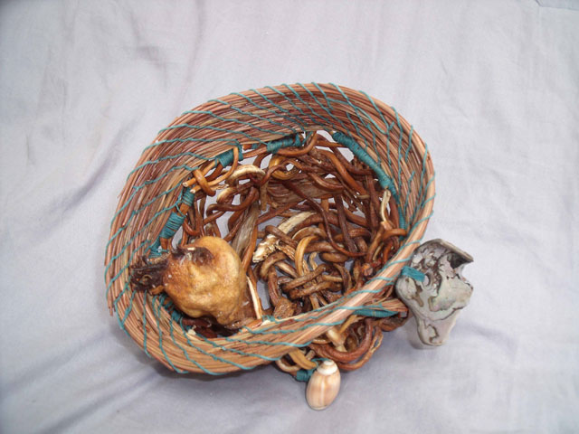 Basket, by Sally Labioda