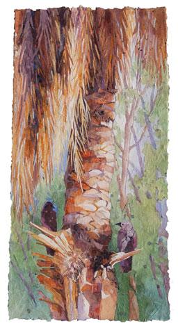 Perched, by Lynn Slade
