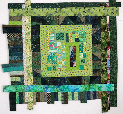 Quilt by Claire Witherspoon