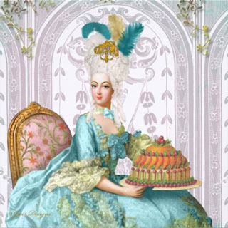 Marie_Antoinette: Let them eat cake!