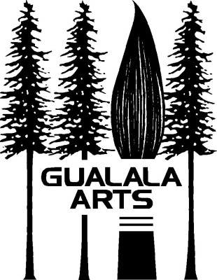 Gualala Arts logo - large