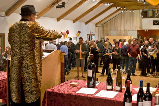 """Wine Tasting and Auction"" - Soroptimists"