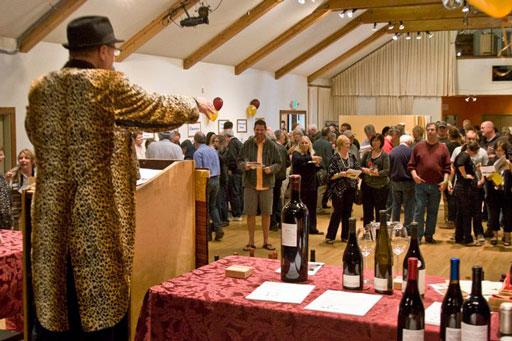 """""""Wine Tasting and Auction"""" - Soroptimists"""