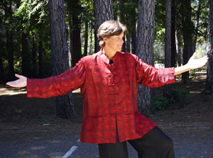 Tai Chi, with Justine Rosenthal