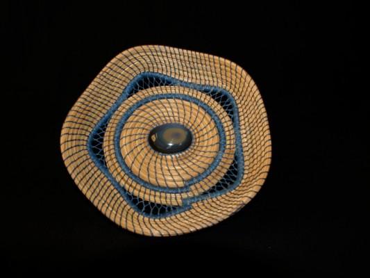 Pine Needle Basket by Gerda Randolph