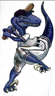Dinosaur, by Eric Wilder