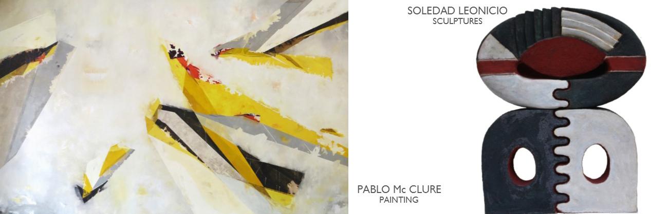 Pablo Mc Clure & Soledad Leonicio