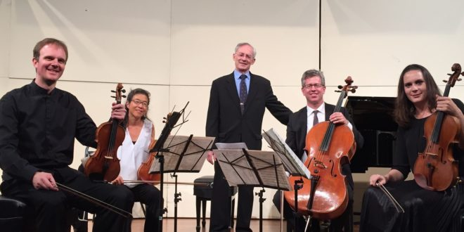 13th Annual Summer Chamber Music Weekend