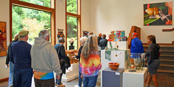 2015 Art in the Redwoods Festival