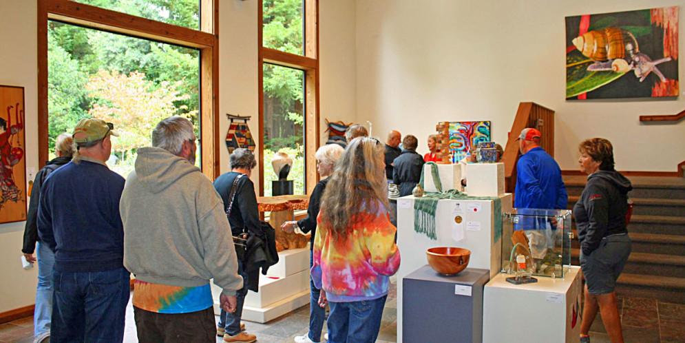 2015 Art in the Redwoods Festival