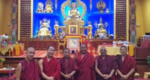 Gaden Shartse monks