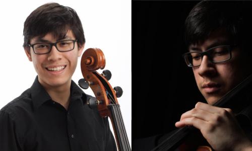 Zlatomir Fung, cello