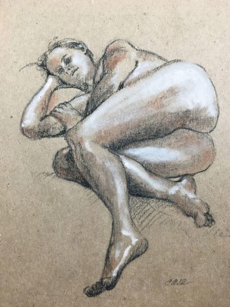 CC Case life drawing