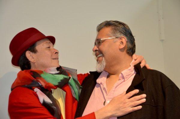 Albin (Teo Ariola) & Georges (Eric Wilder)