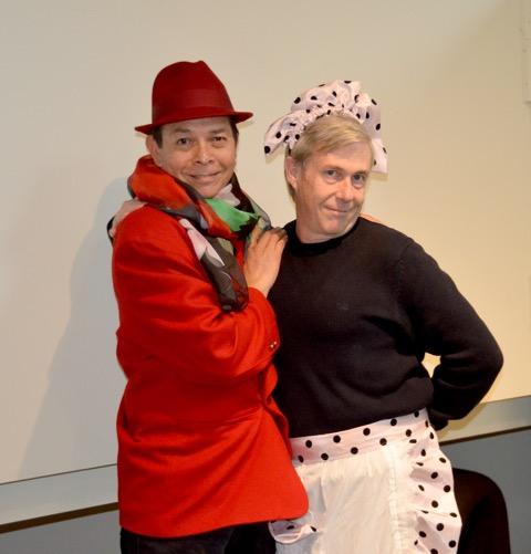 Albin (Teo Ariola) & Jacob (Lloyd Cross)