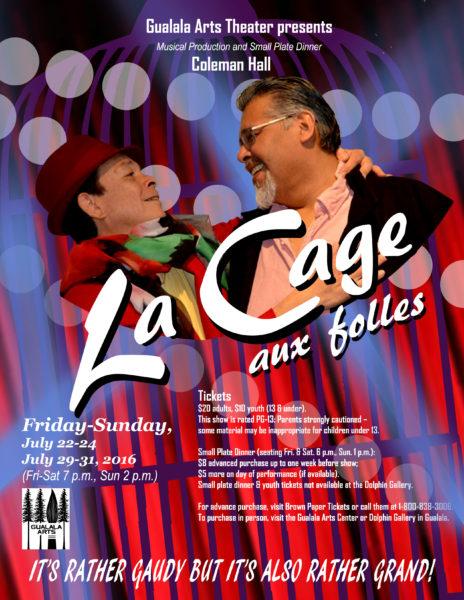 La Cage aux Folles, poster