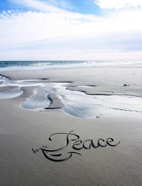 Peace by Rick Paulus