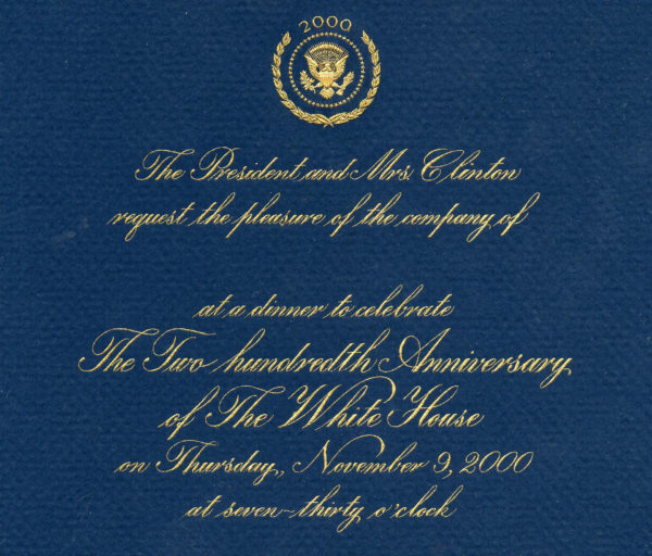 WH 200th Birthday Detail by Rick Paulus