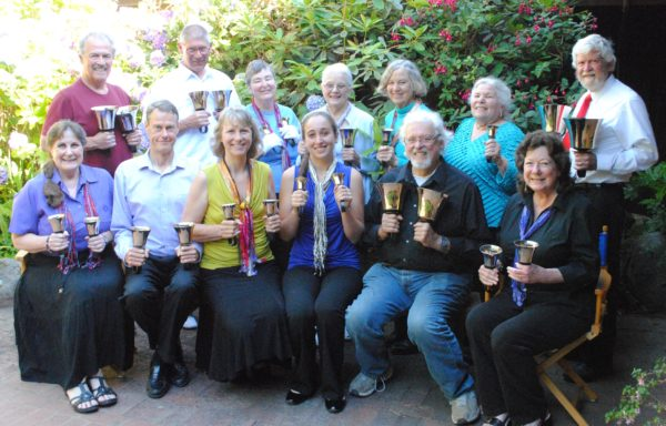 Ernest Bloch Bell Ringers Summer 2016 by Rick Jackson