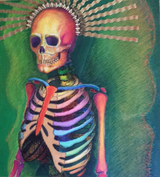 Carolyne Singer, Skeleton