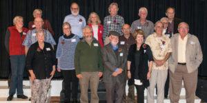 70th Birthday 2014 celebrants