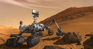 Mars Science Laboratory Curiosity