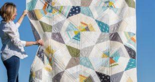Quilt by Jennifer Sampou
